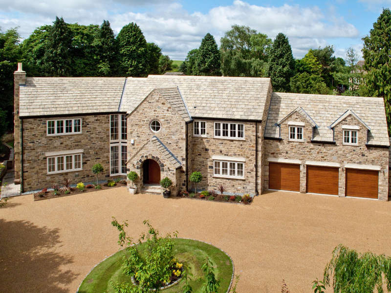 5 Bedrooms Detached House for sale in College Farm Lane, Linton, LS22 4HR