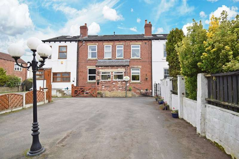 2 Bedrooms Terraced House for sale in Woodside View, Lofthouse