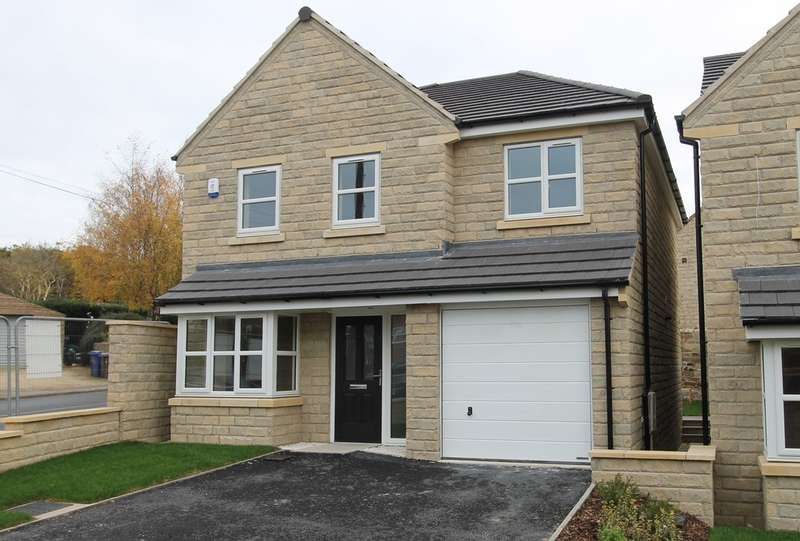 4 Bedrooms Detached House for sale in Plot 1, Mount Pleasant Close, Bolton-upon-dearne, S63 8JP