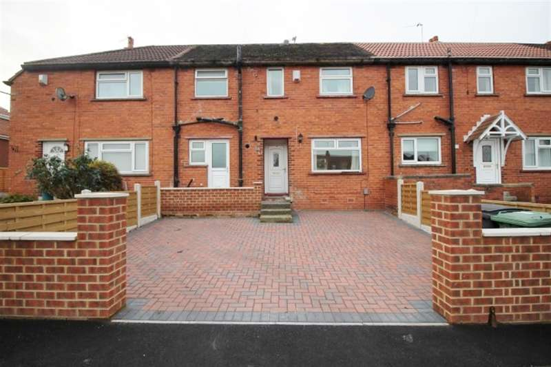3 Bedrooms Terraced House for sale in Highfield Road, Pudsey, LS28 7JW