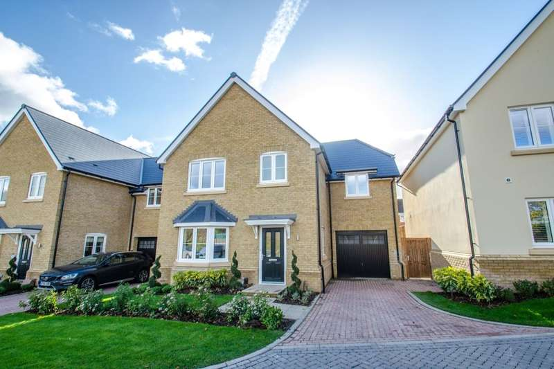 4 Bedrooms Detached House for sale in Talbot Street, Hitchin, SG5