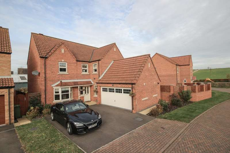 4 Bedrooms Detached House for sale in Harris Gardens, Epworth, Doncaster, South Yorkshire, DN9