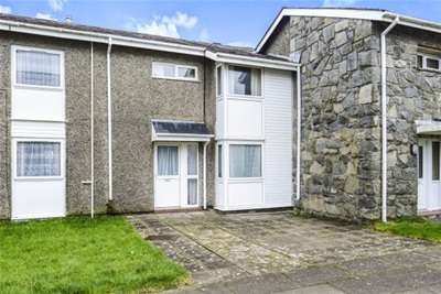 2 Bedrooms House for rent in 53 Isgraig,Tremadog