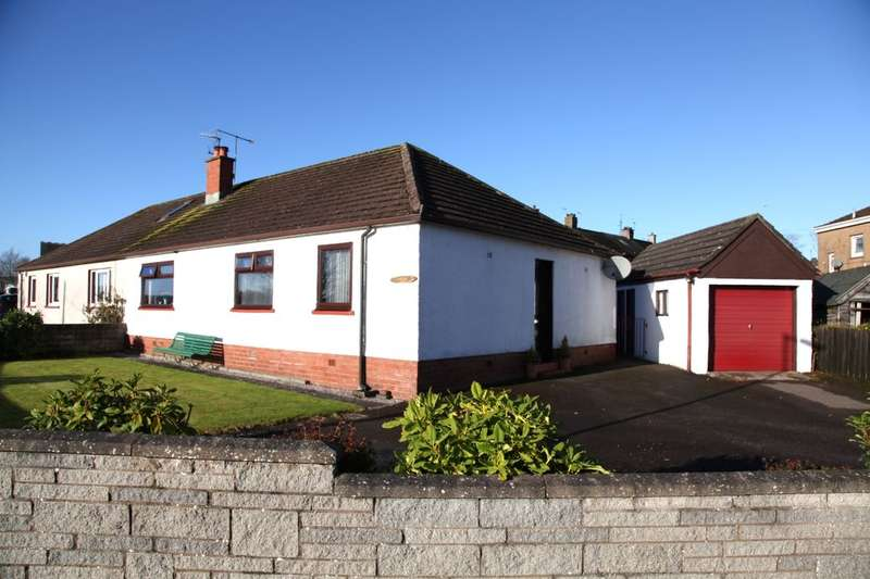 3 Bedrooms Semi Detached Bungalow for sale in Holywood, Dumfries, DG2