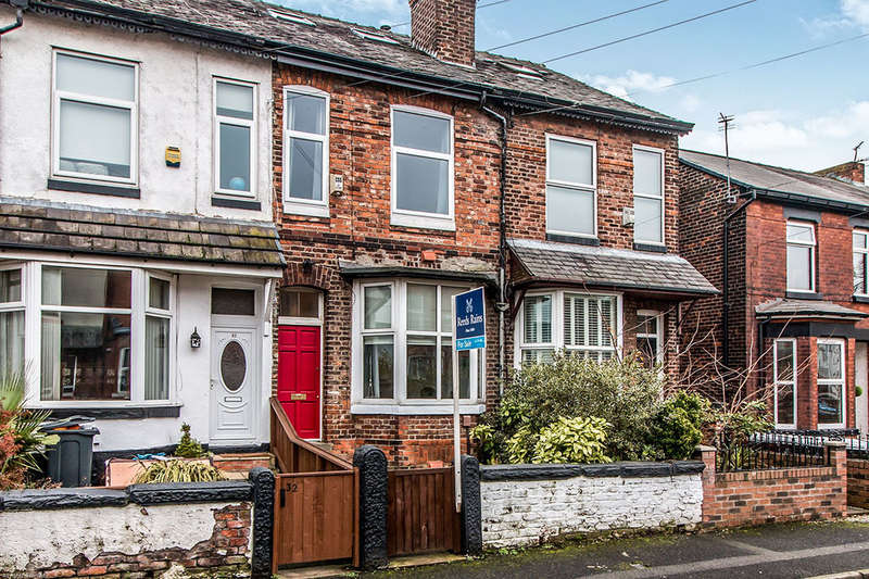 5 Bedrooms Terraced House for sale in Pembroke Avenue, MANCHESTER, M30