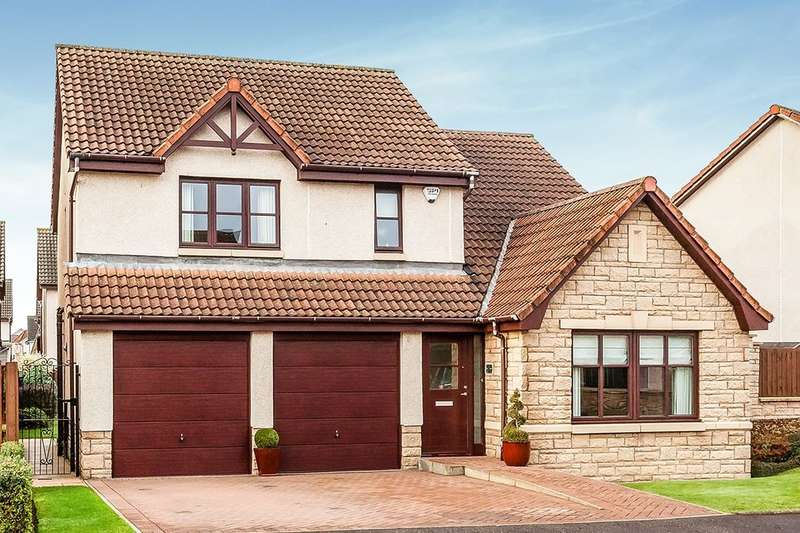4 Bedrooms Detached House for sale in Cauldhame Street, Falkirk, FK2