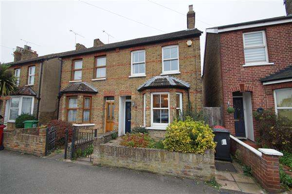 3 Bedrooms Semi Detached House for sale in Ragstone Road, Slough