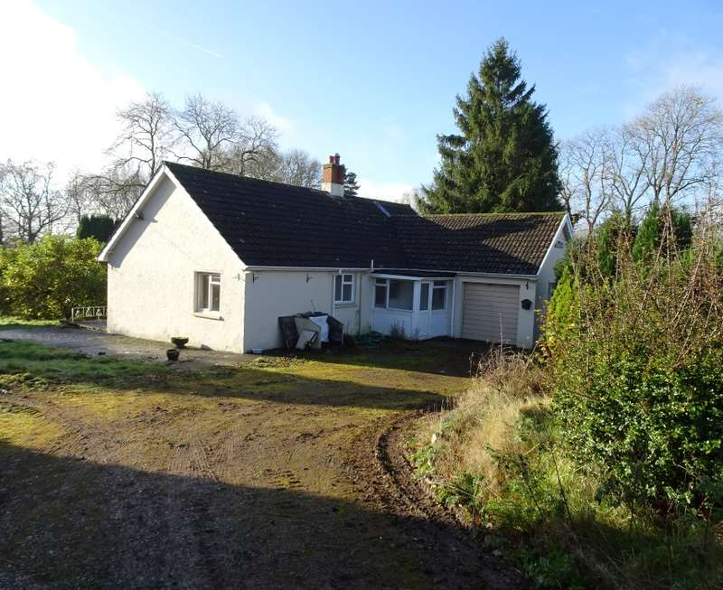 3 Bedrooms Bungalow for sale in Sunny Bank, Clayhidon, Cullompton, Devon, EX15 3TR