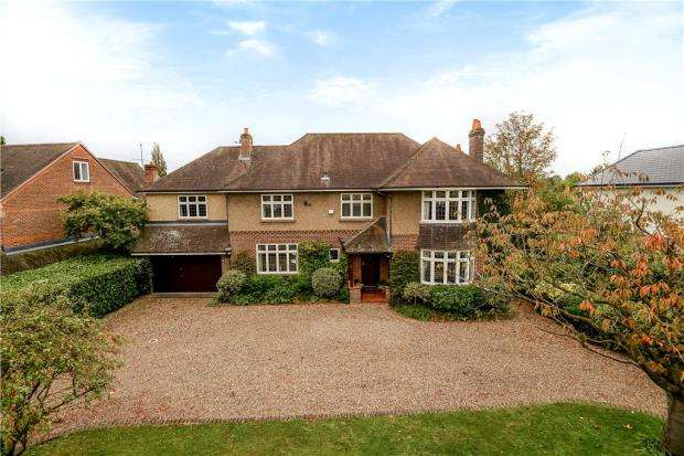 6 Bedrooms Detached House for sale in St. Peter's Avenue, Caversham Heights, Reading