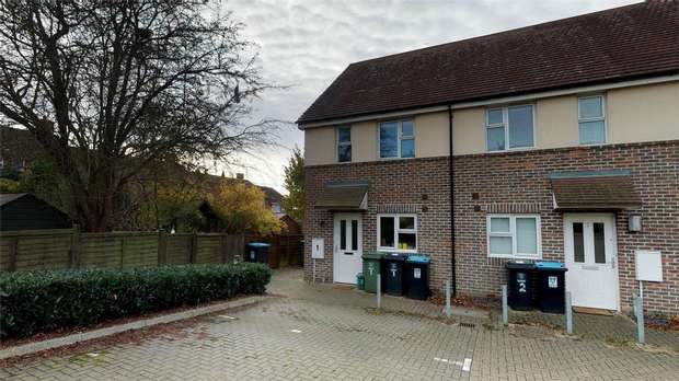 2 Bedrooms End Of Terrace House for sale in Elmwood Grove, Bennetts End, HEMEL HEMPSTEAD, Hertfordshire