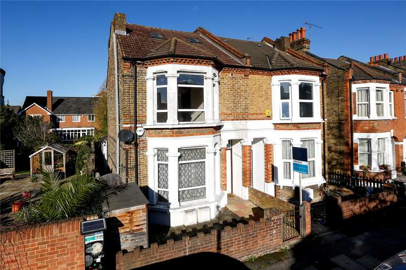 5 Bedrooms Semi Detached House for sale in Ridley Road, London, SW19