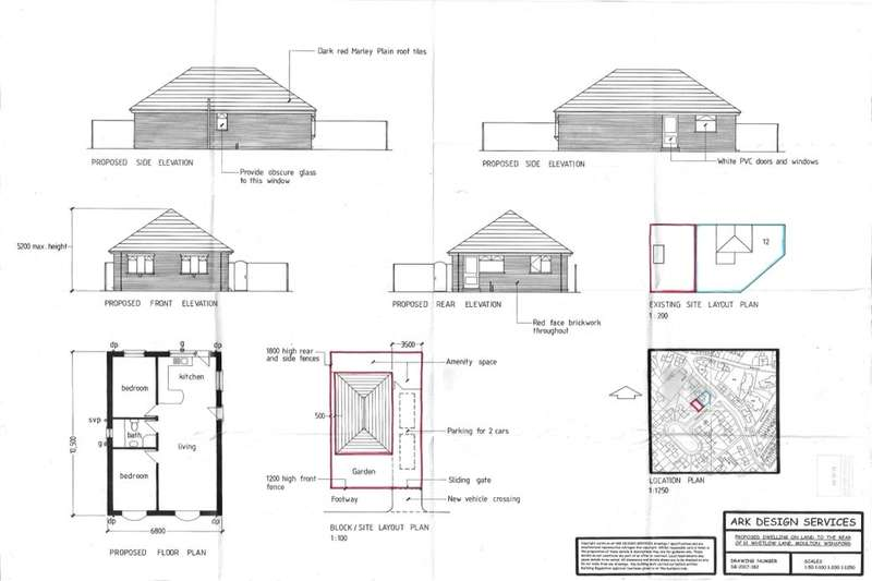 Land Commercial for sale in Whitlow Lane, Moulton, Northwich, CW9