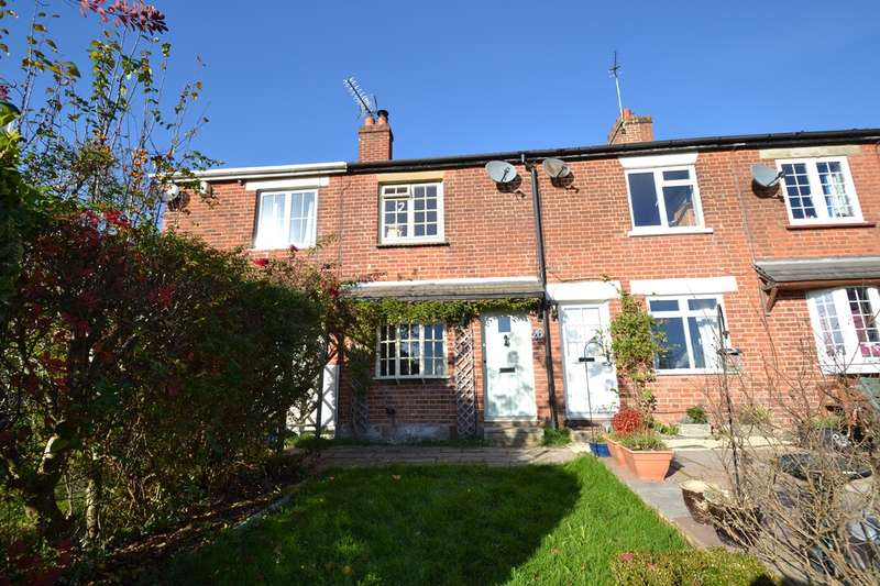 2 Bedrooms Terraced House for sale in Allbrook