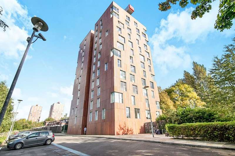 2 Bedrooms Flat for sale in Emmeline, 17 Dalton Street, Manchester, M40