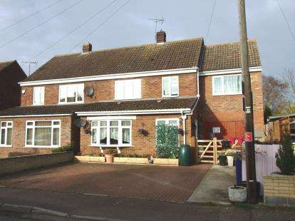 4 Bedrooms Semi Detached House for sale in Barton Mills, Bury St. Edmunds, Suffolk