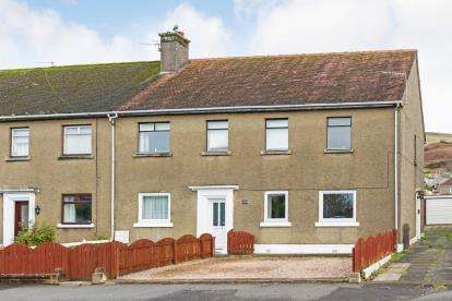 3 Bedrooms Flat for sale in Linn Avenue, Largs