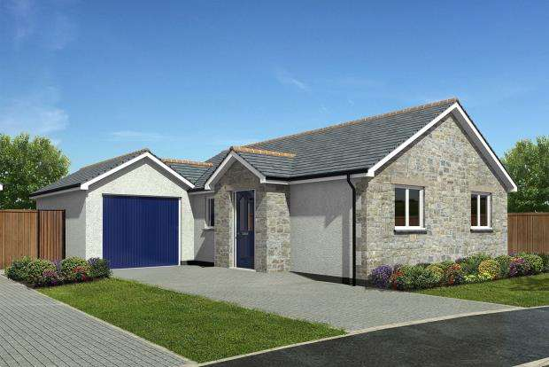 2 Bedrooms Detached Bungalow for sale in Gwel Kann, Trevelyan Road, Illogan, Redruth