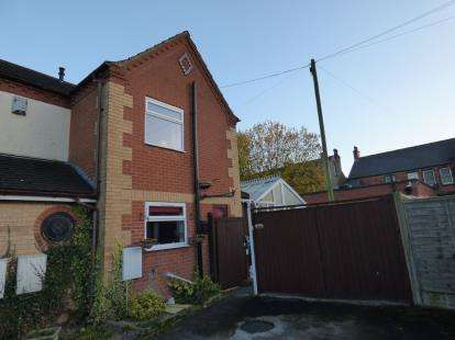 2 Bedrooms Terraced House for sale in Stonemasons Mews, Kirkby-In-Ashfield, Nottingham