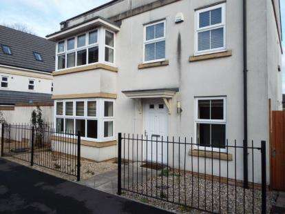 4 Bedrooms Detached House for sale in Oak Leaze, Patchway, Bristol, Gloucestershire