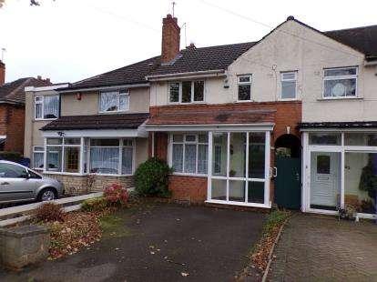 3 Bedrooms Terraced House for sale in Weoley Avenue, Birmingham, West Midlands