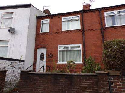 3 Bedrooms Terraced House for sale in Nutgrove Road, St. Helens, Merseyside, WA9