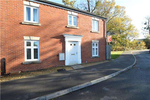 3 Bedrooms Semi Detached House for sale in Sir Charles Irving Cl, THE PARK, GL50 2DS
