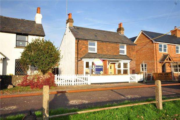 3 Bedrooms Detached House for sale in Peat Common, Elstead, Godalming