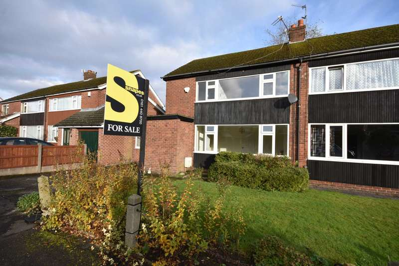 3 Bedrooms Semi Detached House for sale in COVELL ROAD, POYNTON