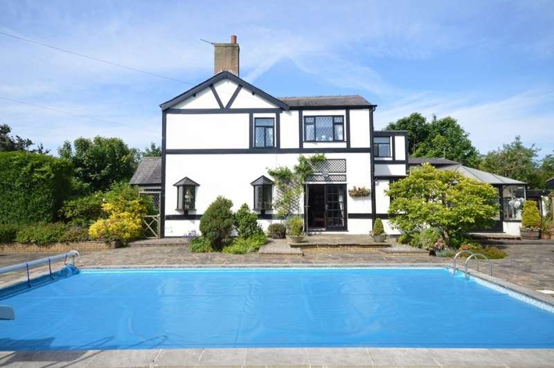 6 Bedrooms Detached House for sale in Kitty Lane, Marton Moss