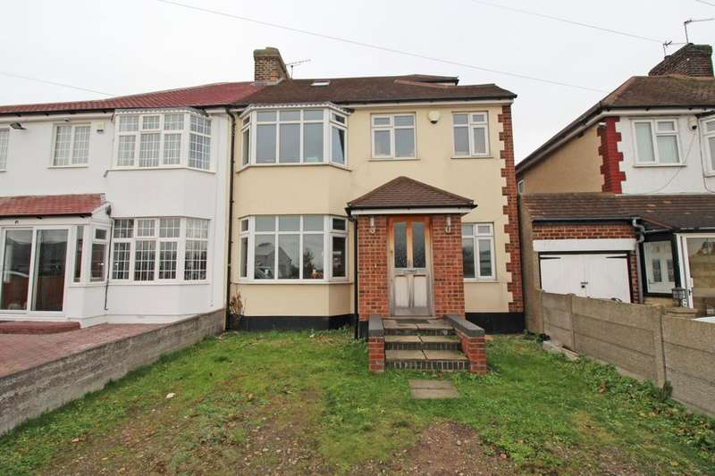 5 Bedrooms Semi Detached House for sale in Princes Road, Dartford, DA2