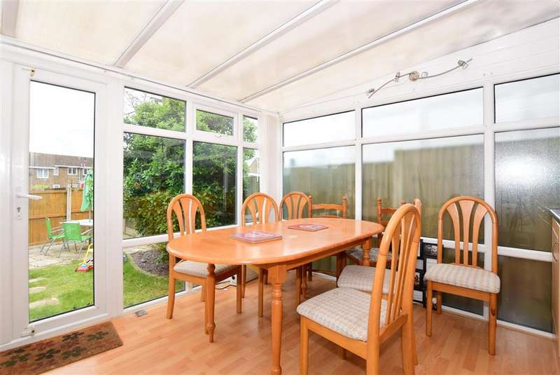 2 Bedrooms End Of Terrace House for sale in Witley Walk, Whitfield, Dover, Kent