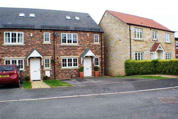 3 Bedrooms End Of Terrace House for sale in Ashdown Grove, Lanchester