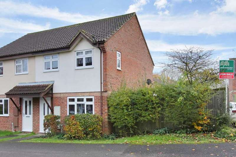 3 Bedrooms Semi Detached House for sale in Wheeler Close, Whitchurch