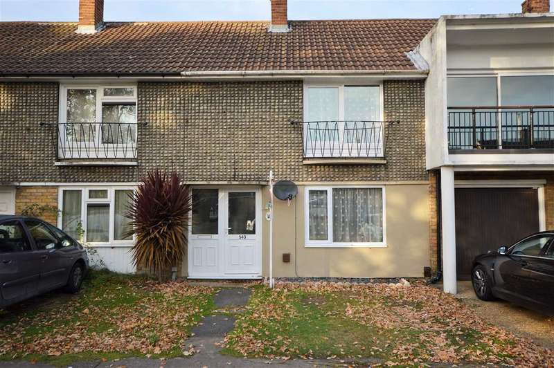 2 Bedrooms Terraced House for sale in Long Riding, Basildon
