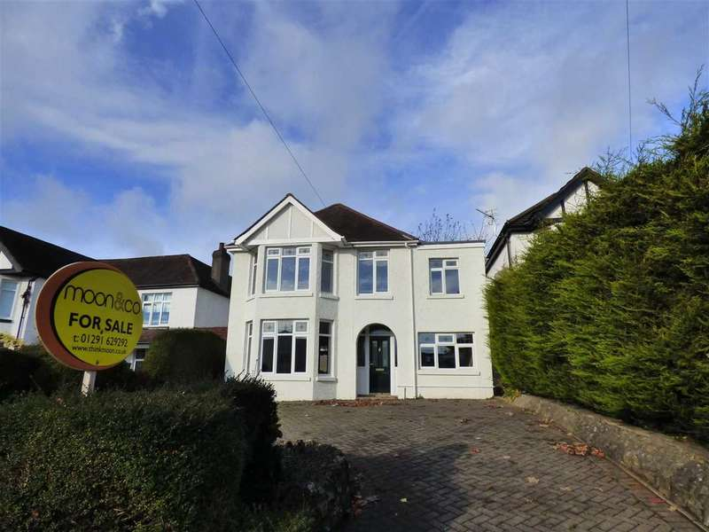 4 Bedrooms Detached House for sale in Newport Road, Chepstow