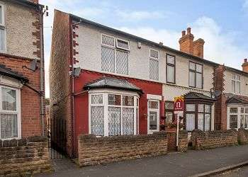 3 Bedrooms Semi Detached House for sale in Leslie Road, Forest Fields, Nottingham, NG7 6PQ
