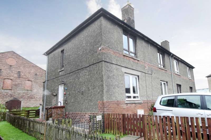 2 Bedrooms Flat for sale in Whirlbut Crescent, Dunfermline, Fife, KY11 3AE