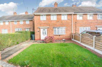 3 Bedrooms Semi Detached House for sale in Sheldon Heath Road, Birmingham, West Midlands