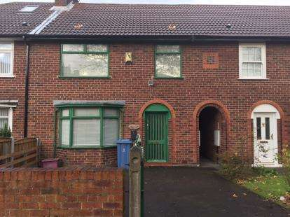 3 Bedrooms Semi Detached House for sale in Newenham Crescent, Liverpool, Merseyside, L14