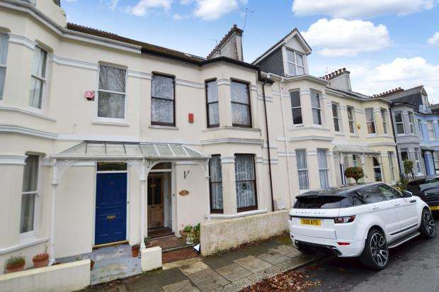5 Bedrooms Terraced House for sale in Brandreth Road, Plymouth, Devon