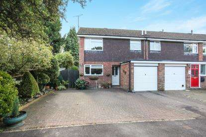 3 Bedrooms End Of Terrace House for sale in Long Meadow, Markyate, St. Albans, Hertfordshire