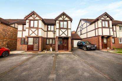 3 Bedrooms Semi Detached House for sale in Springburn Close, Worsley, Manchester, Greater Manchester