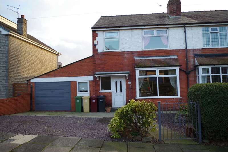 3 Bedrooms Semi Detached House for sale in Ardley Road, Horwich