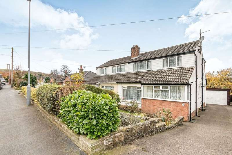 4 Bedrooms Semi Detached House for sale in Hallowes Park Road, BRADFORD, BD13