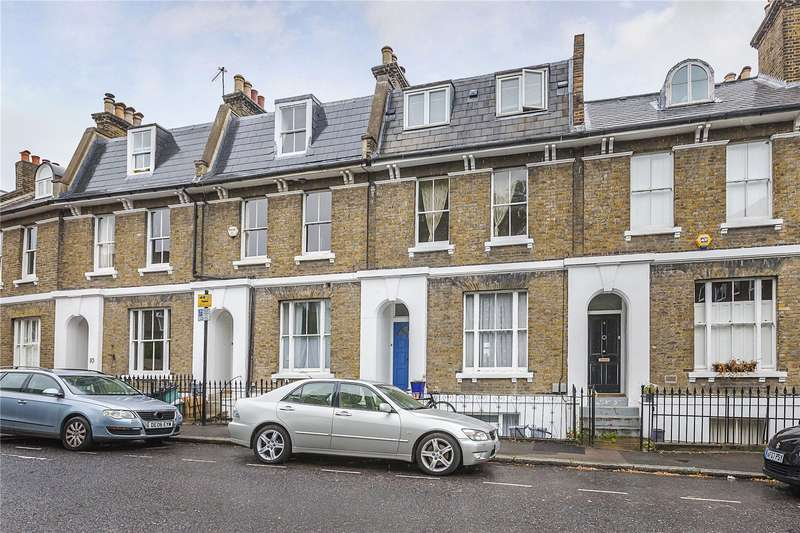 2 Bedrooms Flat for sale in Dartmouth Row, London, SE10