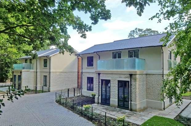 2 Bedrooms Flat for sale in 5 Norwood Dene, The Avenue, Claverton Down, Bath