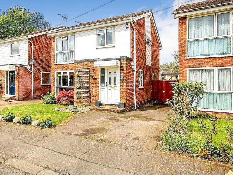 4 Bedrooms Detached House for sale in 4 bed detached in Hyburn Close, Leverstock Green