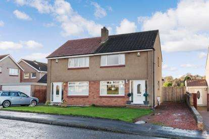 3 Bedrooms House for sale in Burns Gardens, Blantyre