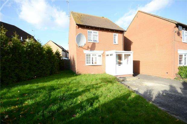 3 Bedrooms Detached House for sale in Faygate Way, Lower Earley, Reading