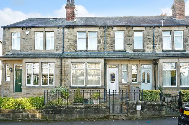 2 Bedrooms Terraced House for sale in Sandringham Road, Wetherby, LS22